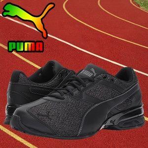 PUMA Men's Tazon 6 Knit Sneaker Athletic Shoes